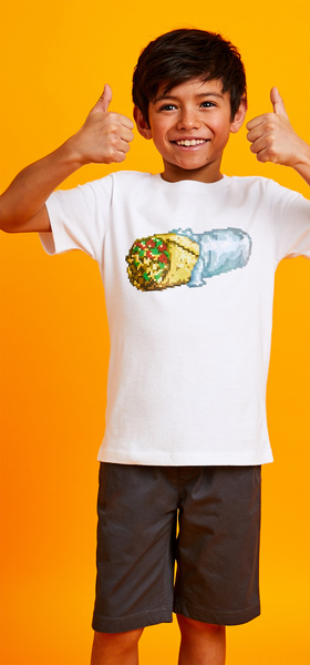 The Burrito Graphic Outfit