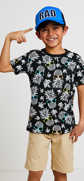 Rad Pineapple Outfit
