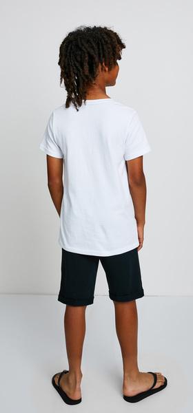 Weekend Goals Black Short Outfit