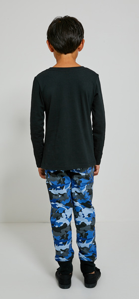 Camo Floss Outfit
