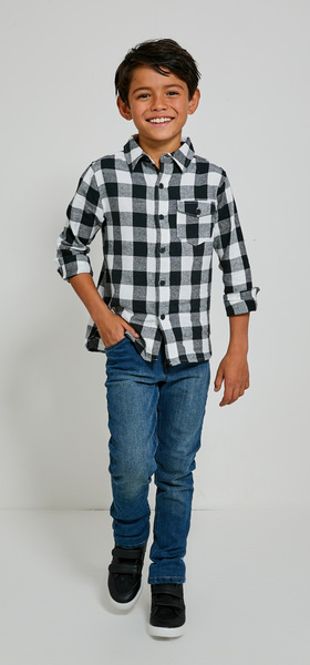 Classic Plaid Outfit
