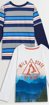 Wild Tee Pack