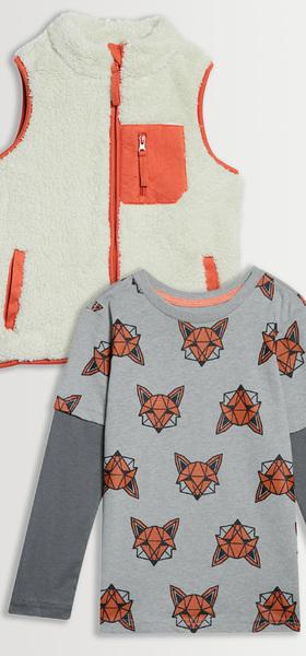 Fox Vest Pack