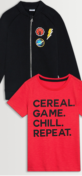 Bomber Cereal Tee Pack