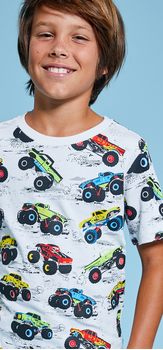 Monster Truckin' Outfit