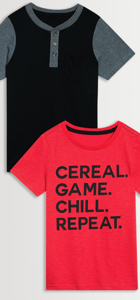 Cereal Tee Pack