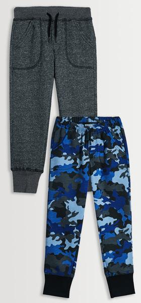 Camo Grey Jogger Pack