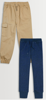 Woven Wide Cuff Jogger Pack