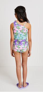 Unicorn Sunglasses Swim Outfit