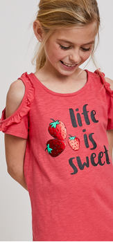Life Is Sweet Gingham Dress Outfit