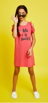 Life Is Sweet Sunglasses Outfit