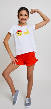 Girl Power Short Outfit