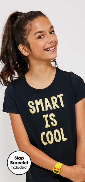 Smart Is Cool Legging Bracelet Outfit