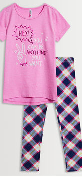 You Can Be Anything You Want Legging Pack