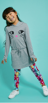 Bright Meow Outfit