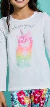 Rainbow Unicat Outfit