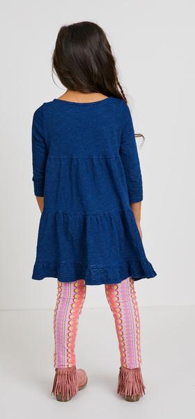 Indigo Pink Geo Outfit