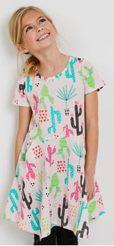 Cactus Dress Outfit