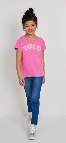 Yolo Denim Outfit