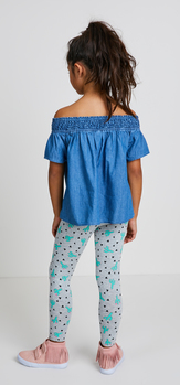 Chambray Cactus Outfit