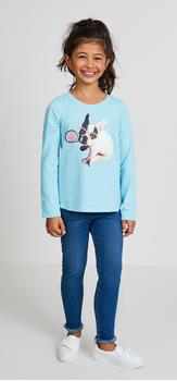 Hey! Dog Denim Outfit