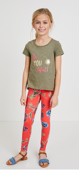 Be You Tiful Floral Outfit