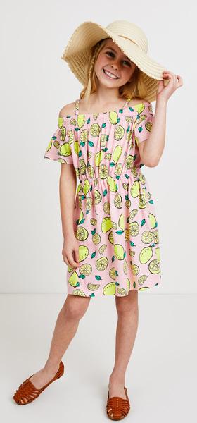 The Lemon Dress Outfit