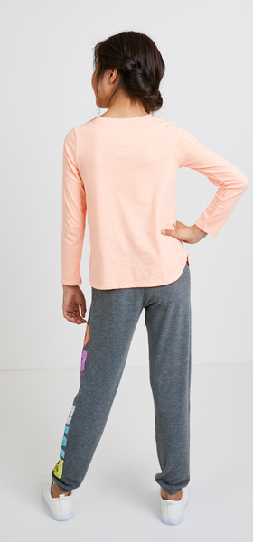 Girl Power Jogger Outfit