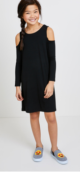 The Cold Shoulder Dress Outfit