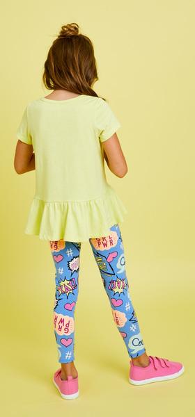 Peplum Comic Outfit