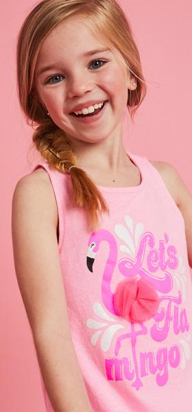 Let's Flamingo Outfit