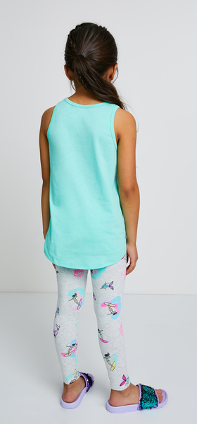 Love At First Bite Legging Outfit
