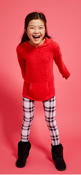 Cozy Plaid Outfit