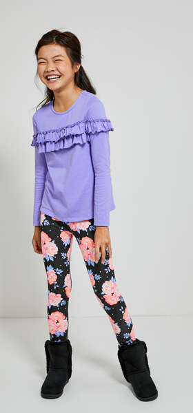 Lovely Lavender Outfit