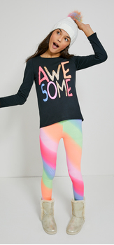 Awesome Rainbow Outfit