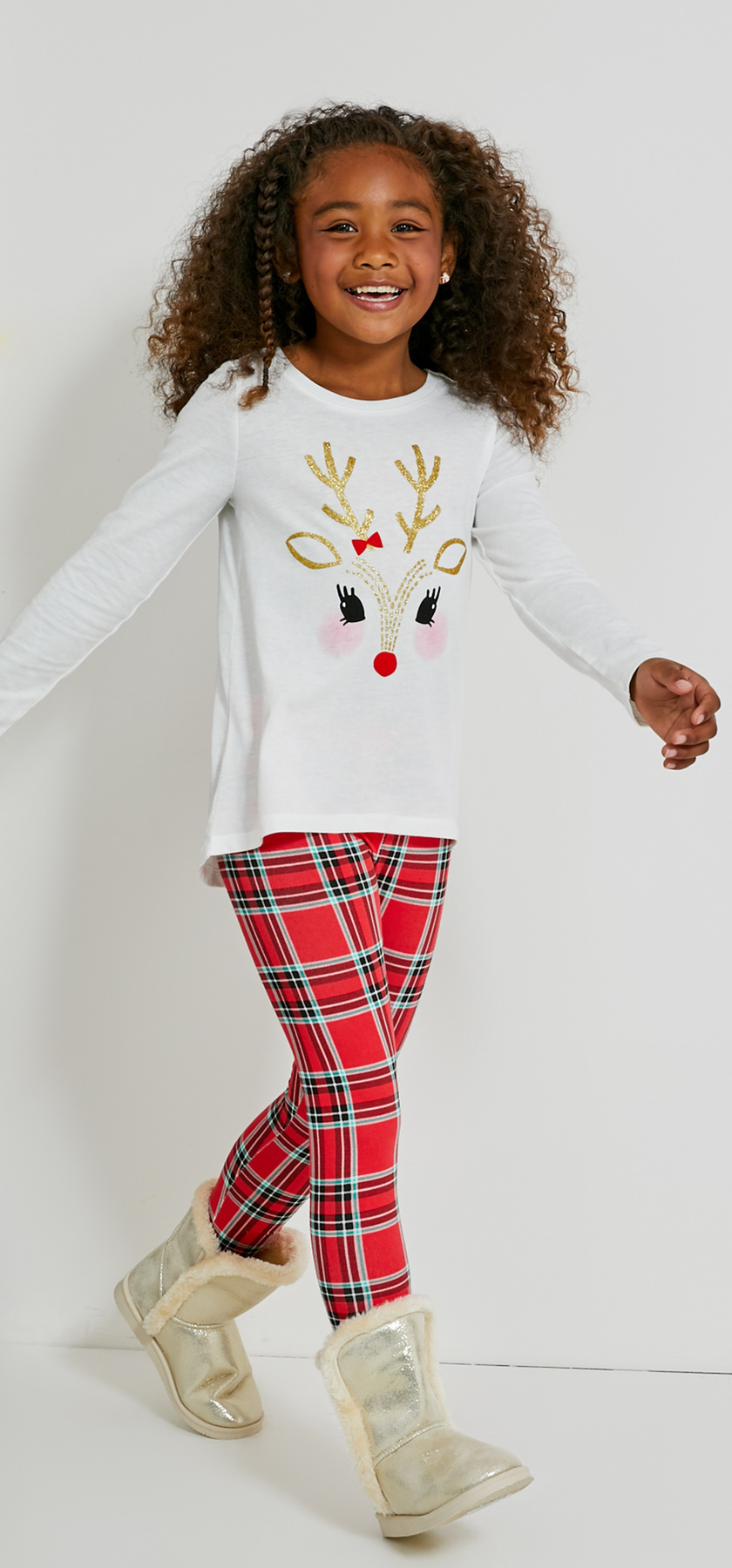 12772f9d Make It Reindeer Outfit - FabKids