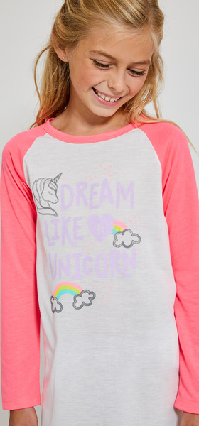 Unicorn Jammies Outfit