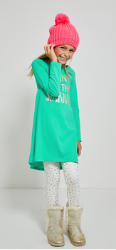 Sparkle Pom Outfit