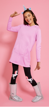 Pink Unicorn Outfit