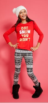 Oh Snow Cozy Outfit