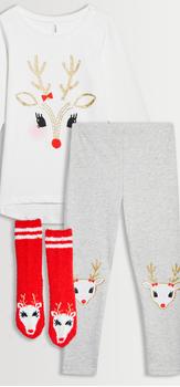Cozy Reindeer Pack
