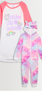 Unicorn Pajamas Pack