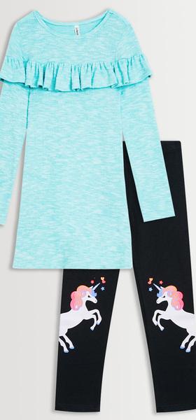 Unicorn Legging Dress Pack