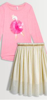 Ballerina Swan Skirt Pack