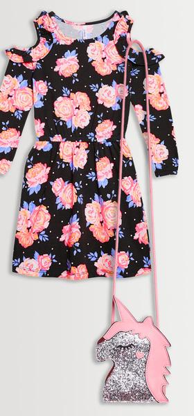 Unicorn Rose Dress Pack