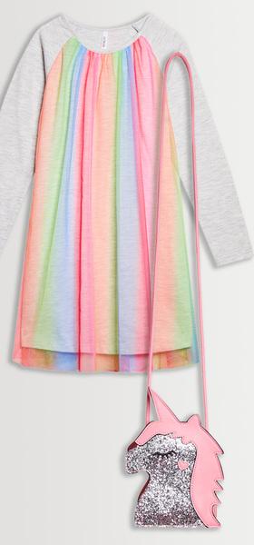 Rainbow Unicorn Dress Pack