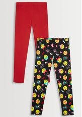 Holiday Emoji Legging Pack
