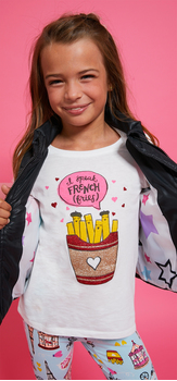 French Fries Outfit
