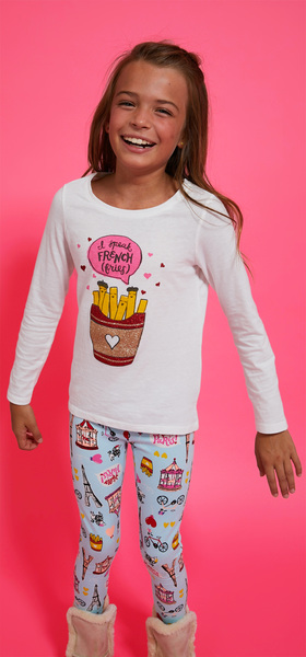 But First, Fries Outfit