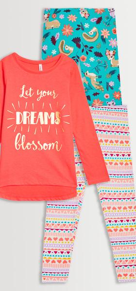 Blossoming Dreams Legging Pack